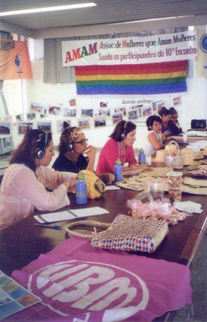 X EFLAC (Encuentro Feminista Latinoamericano y del Caribe)