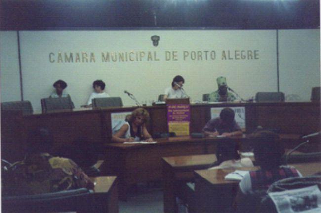 Seminário do Conselho Municipal dos Direitos da Mulheres